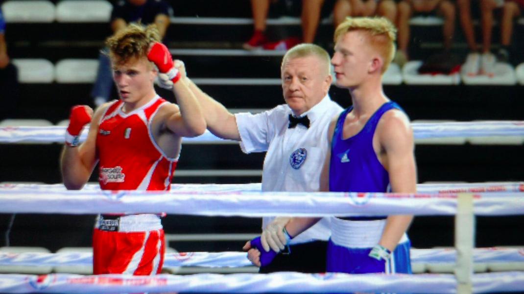 Euro Youth 2017 Boxing Championships Antalya 2017: Day 1 Tre Vittorie Azzurre#ItaBoxing