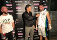Roma Boxing Night – Nel Clou vince De Carolis contro un Mai Domo Crivello