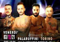 Il 3 dicembre pv la Torino Boxing Night con due Titoli Italiani in programma